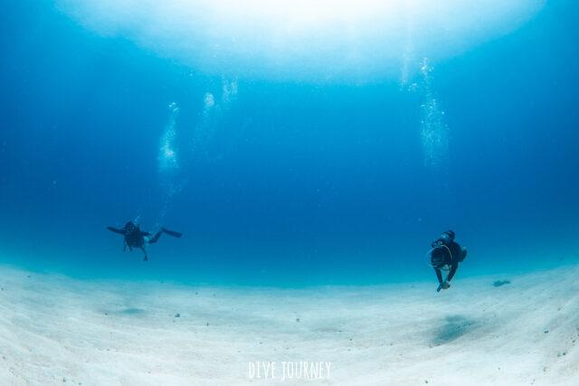 伊平屋 ダイビング